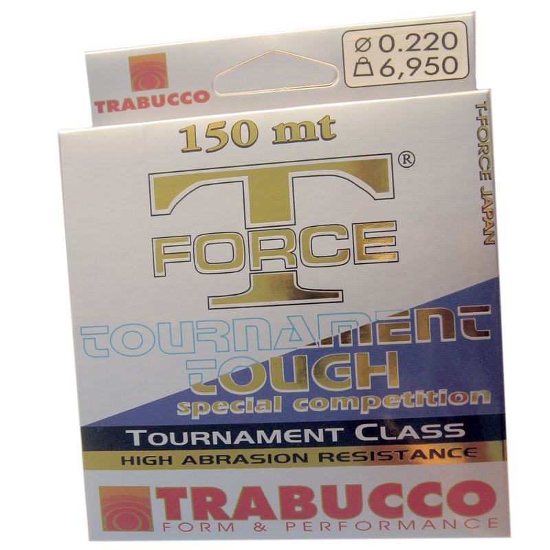 Trabucco T-Force Tournament 0.22 150м