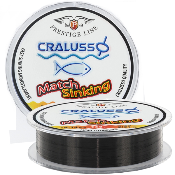 Cralusso Match Sinking 0.16мм 150м