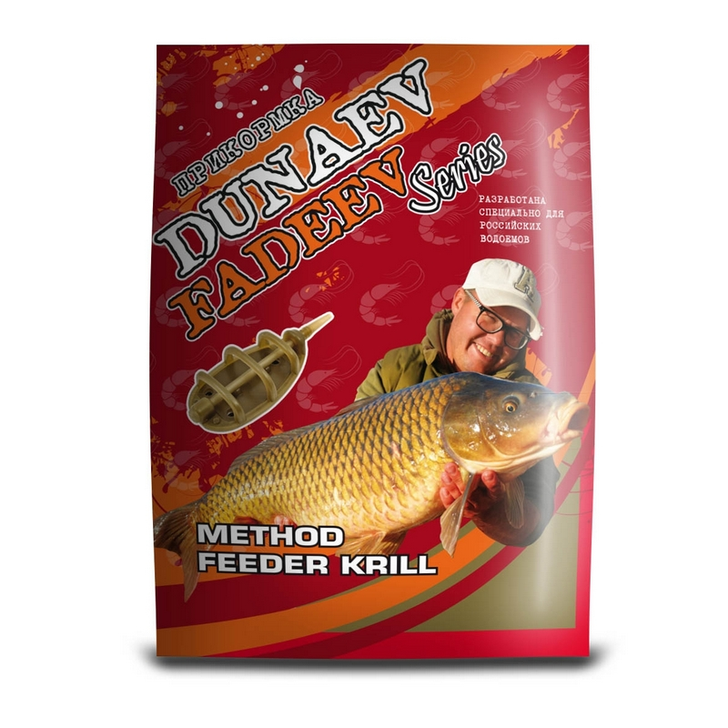 Dunaev Fadeev Method Krill 1кг