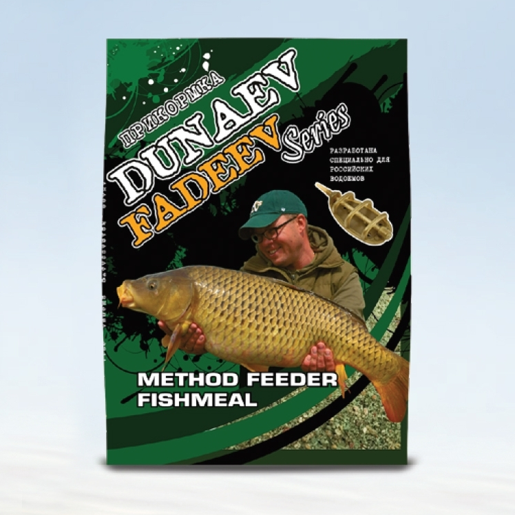 Dunaev Fadeev Method Fishmeal 1кг