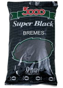 Sensas Super Black Bremes1кг