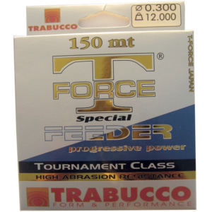 Trabucco T-Force Feeder 0.3 150м
