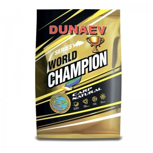 Dunaev World Champion Carp Natural 1кг