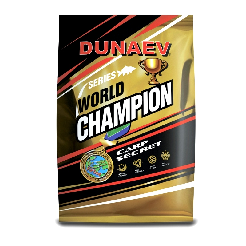 Dunaev World Champion Carp Secret 1кг